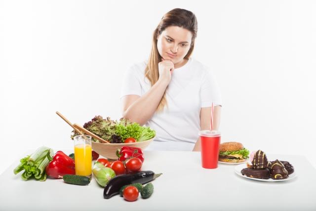 ダイエット,小顔,食べ物,おすすめ