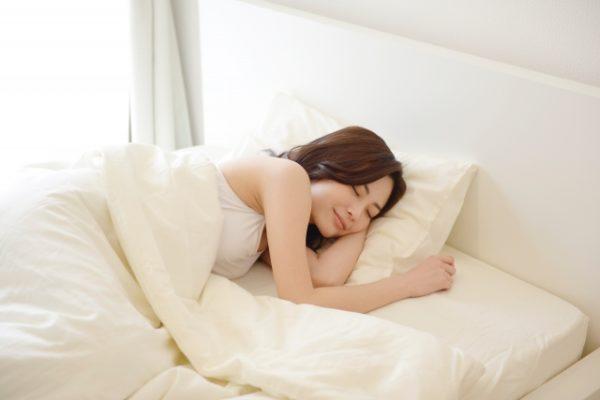 美肌,睡眠,方法