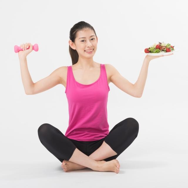 ダイエット,食事,運動,方法
