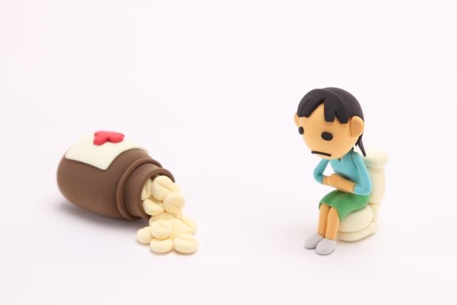 糖質制限,ダイエット,便秘