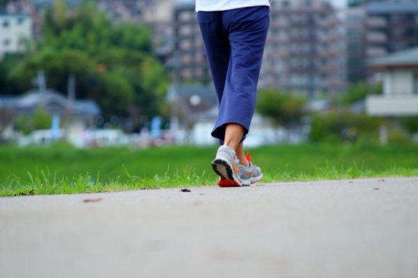 ダイエット,歩き方,効果