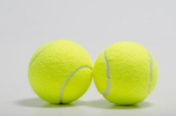 ダイエット,部分痩せ,テニスボール